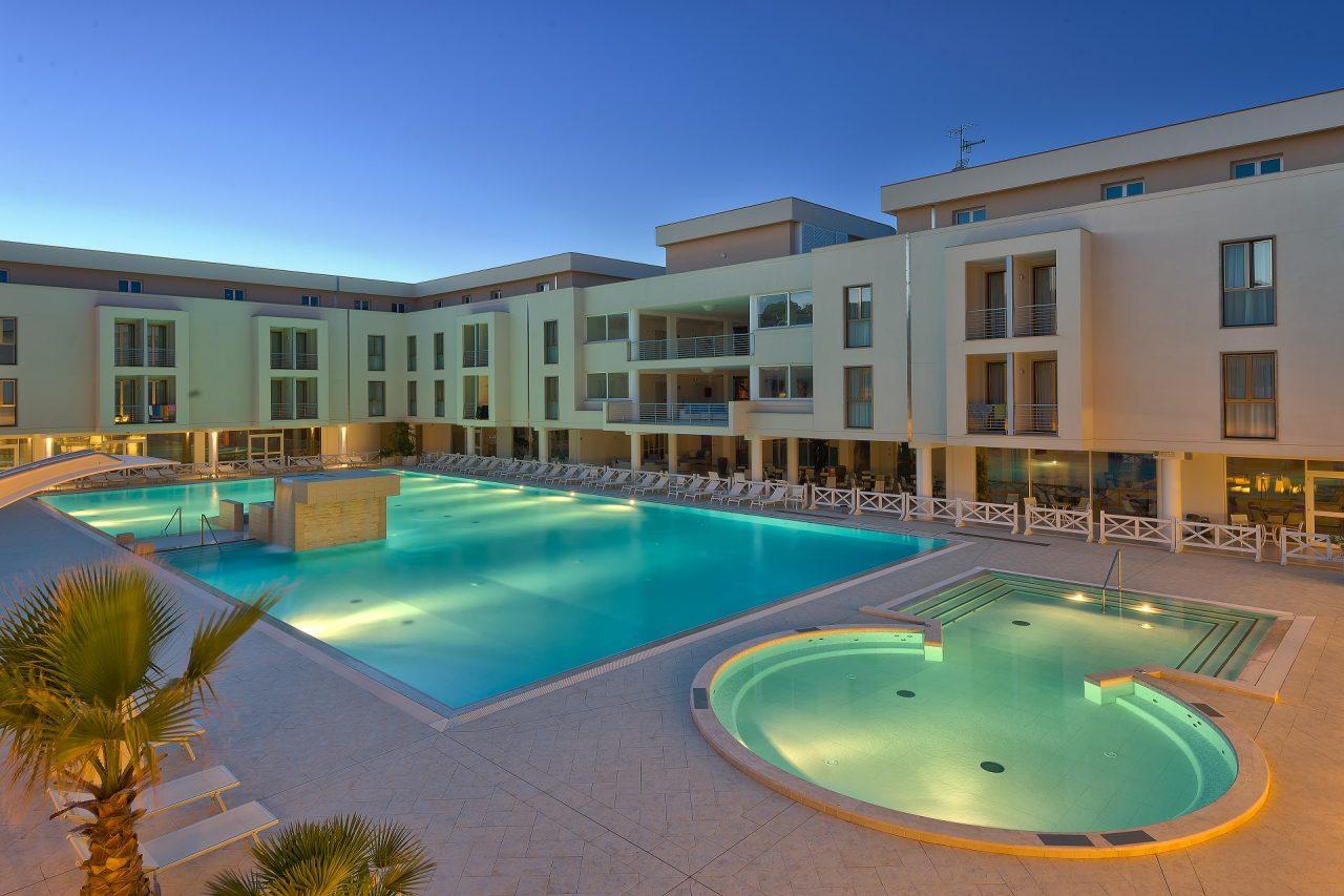 hotel con spa marina di grosseto