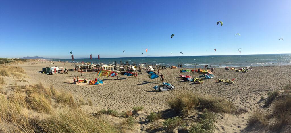 lezioni kitesurf marina di grosseto