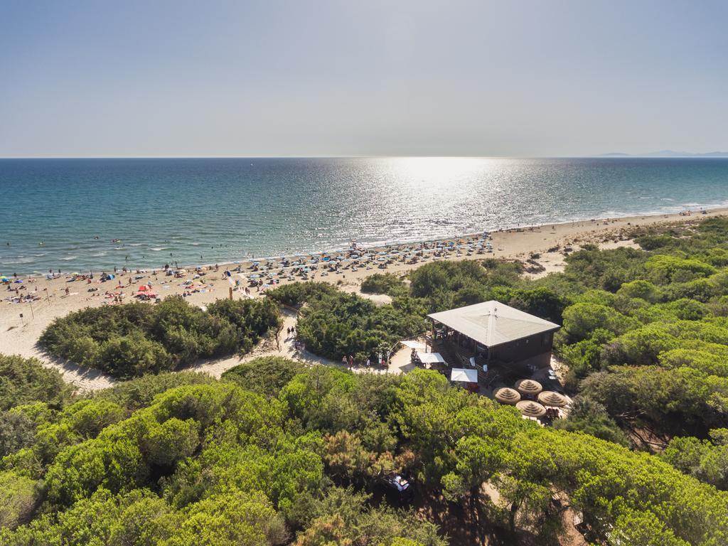 spiaggia marina di grosseto