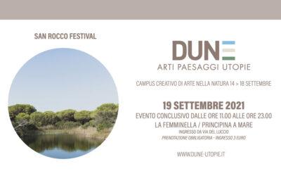 Il Campus creativo Dune a La Femminella nel Parco della Maremma apre al pubblico